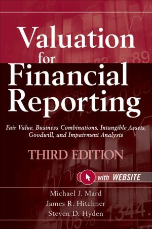 Valuation for Financial Reporting, Third Edition